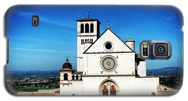 Architecture Galaxy S5 Case - Assisi by Luisa Azzolini