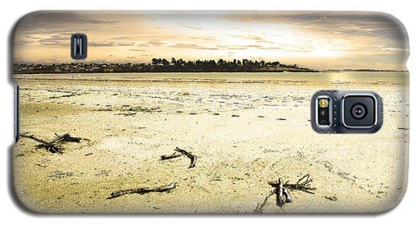 At Caroline Bay Timaru New Zealand Galaxy S5 Case by Nareeta Martin