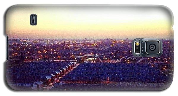 England Galaxy S5 Case - At @mqabshoqa Ap! #salfordshoppingcity by Abdelrahman Alawwad