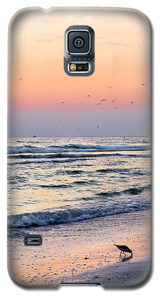 At Sunset Galaxy S5 Case