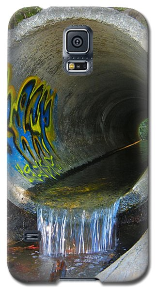 At The End Of The Tunnel Galaxy S5 Case