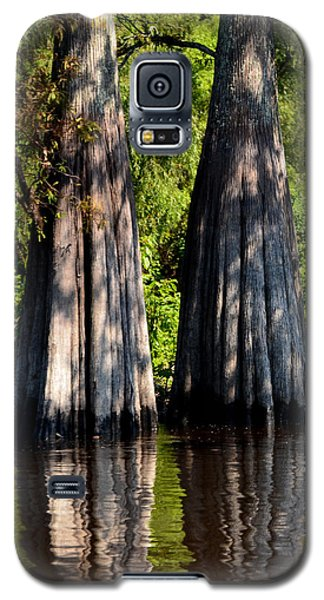 Atchafalaya Basin 53 Galaxy S5 Case by Maggy Marsh