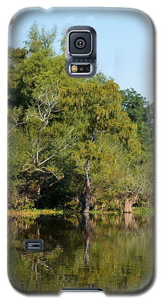 Atchafalaya Basin 7 Galaxy S5 Case by Maggy Marsh