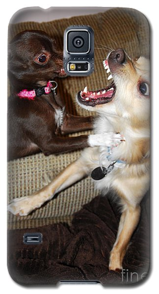 Attack Dogs Galaxy S5 Case