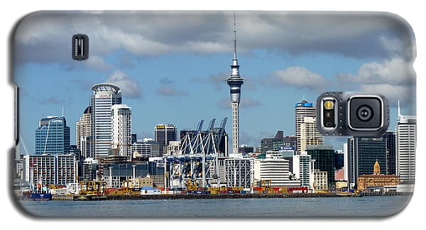 Auckland Skyline Galaxy S5 Case