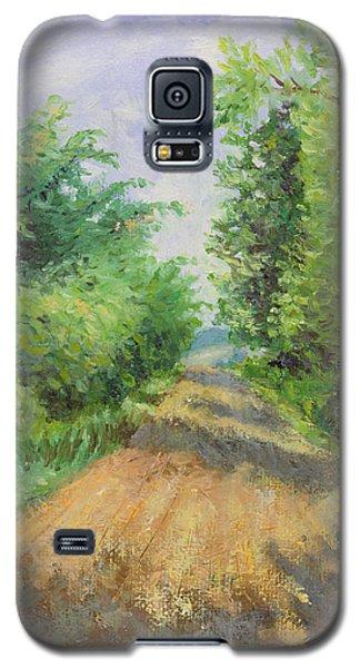 August Lane Galaxy S5 Case