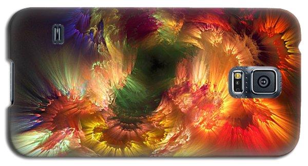 Auras Emotional Reflections Galaxy S5 Case
