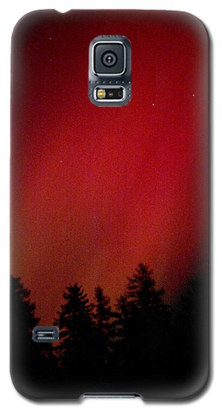 Aurora 01 Galaxy S5 Case by Brent L Ander