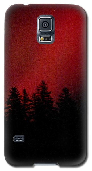 Aurora 02 Galaxy S5 Case by Brent L Ander