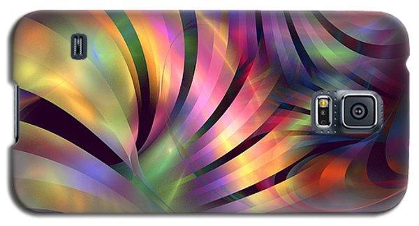 Aurora Borealis Galaxy S5 Case by Kim Sy Ok