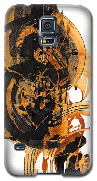 Galaxy S5 Case featuring the painting Austere's Moment O Glory 113.122210 by Kris Haas