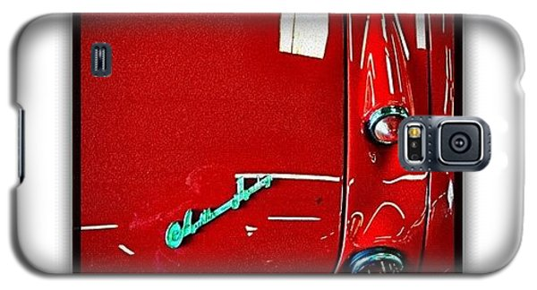 Austin Healy 3000 Galaxy S5 Case by Paul Cutright