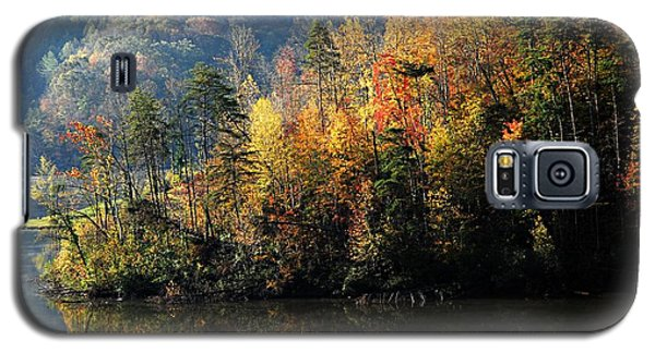 Autumn At Jenny Wiley Galaxy S5 Case