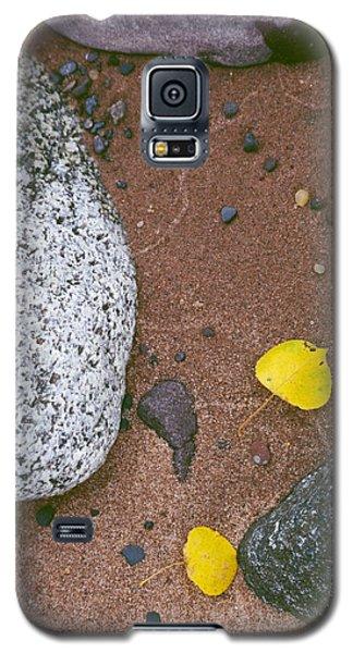 Autumn Beach Galaxy S5 Case