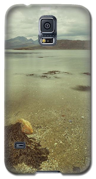 Autumn Day At The Seaside Galaxy S5 Case