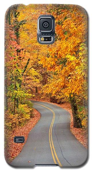 Autumn Drive Signal Mountain Galaxy S5 Case