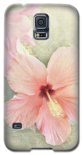 Autumn Hibiscus Galaxy S5 Case