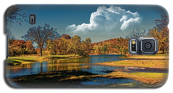 Autumn On The South Fork Galaxy S5 Case