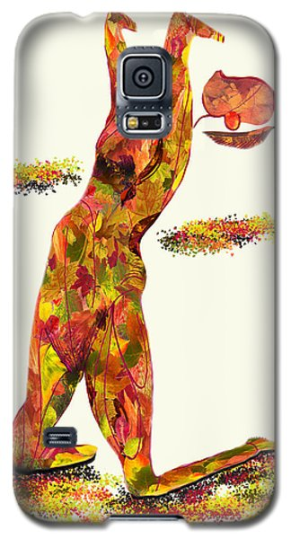 Autumn Raiment Galaxy S5 Case