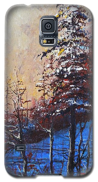 Autumn Silence Galaxy S5 Case
