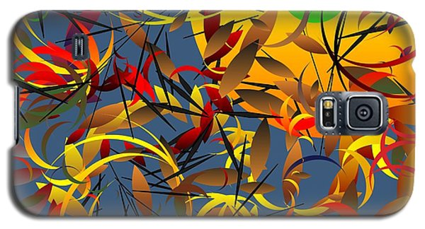 Autumn Wind 2012 Galaxy S5 Case