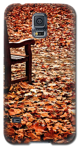 Autumnal Colours Galaxy S5 Case