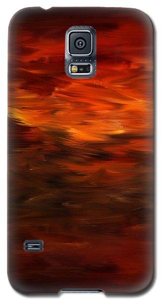Autumn's Grace Galaxy S5 Case by Lourry Legarde