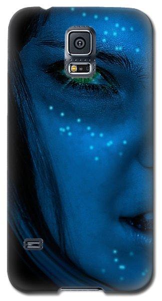 Avatar Galaxy S5 Case by Gordon Engebretson