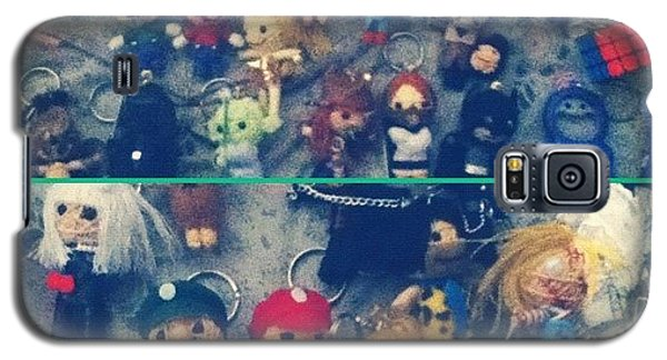 Superhero Galaxy S5 Case - #awesome #handmade #keychains 🔑 by Carlu Chi