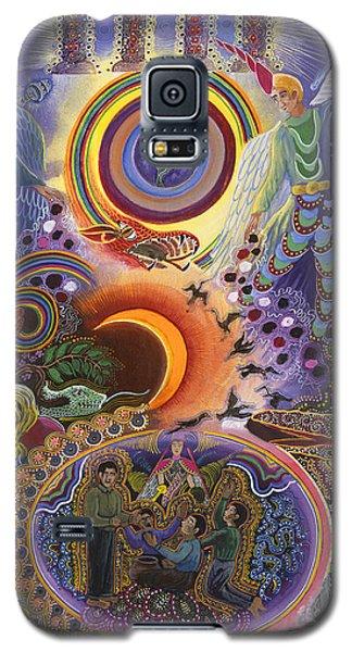 Ayahuasca Raura  Galaxy S5 Case