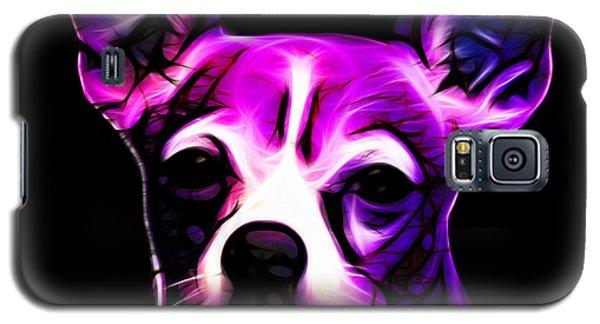 Aye Chihuahua - Magenta Galaxy S5 Case