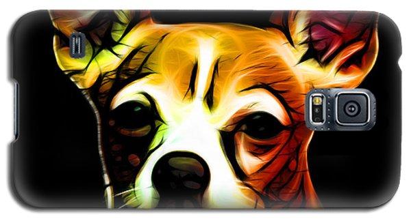 Aye Chihuahua - Orange Galaxy S5 Case