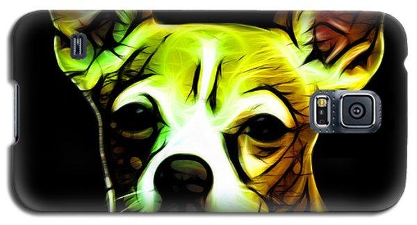 Aye Chihuahua - Yellow Galaxy S5 Case