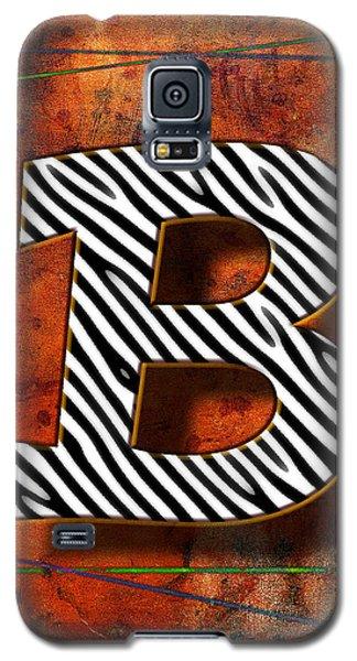 B Galaxy S5 Case