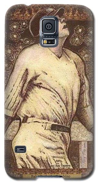 Babe Ruth The Bambino  Galaxy S5 Case