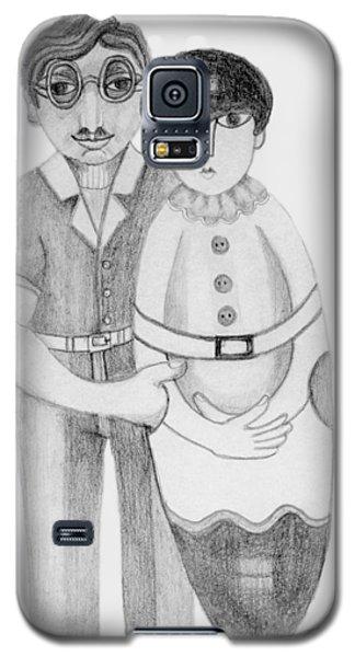 Babushka Galaxy S5 Case by Rachel Hershkovitz