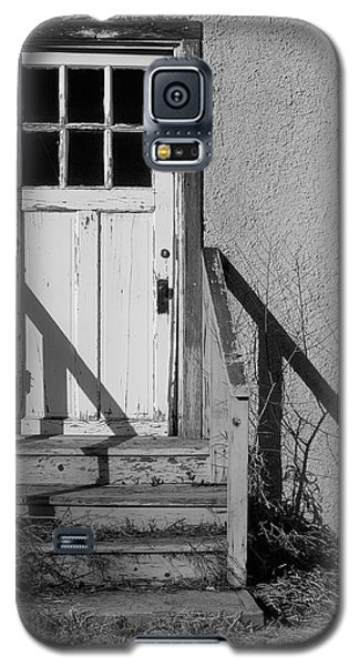 Back Door Galaxy S5 Case by Vicki Pelham