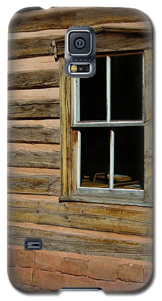 Galaxy S5 Case featuring the photograph Back Into The Past by Vicki Pelham
