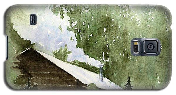 Backcountry Morning Galaxy S5 Case