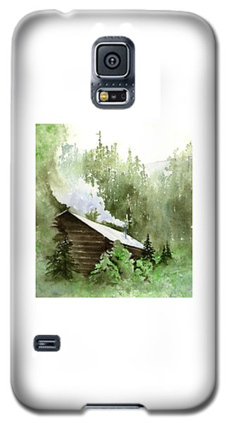 Backcountry Morning Galaxy S5 Case