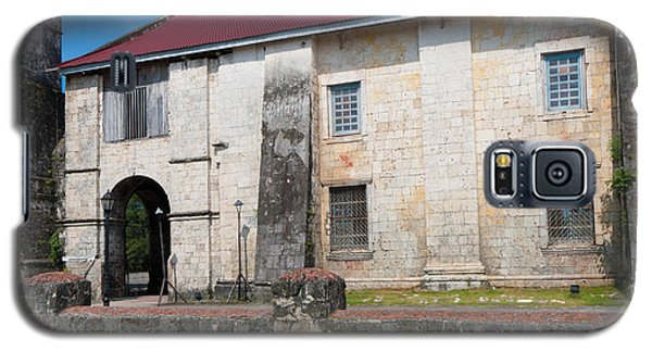 Baclayon Church Galaxy S5 Case by Hans Engbers
