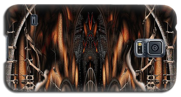 Bad Ride Galaxy S5 Case by Steve Sperry