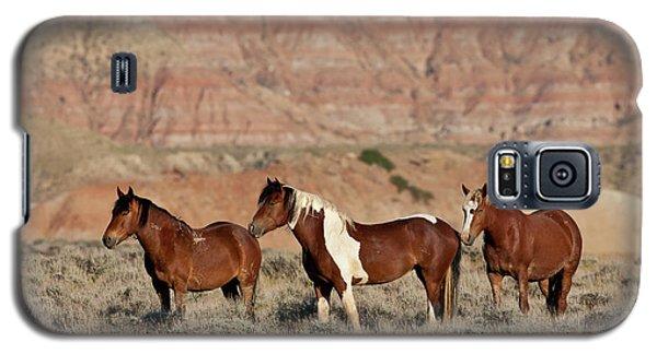 Badland Mustangs Galaxy S5 Case