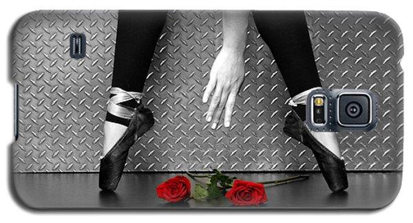 Bailarina En Rosas Galaxy S5 Case