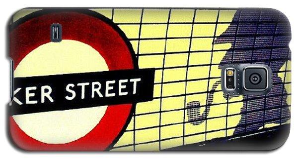 London Galaxy S5 Case - Baker Street Station, May 2012 | by Abdelrahman Alawwad