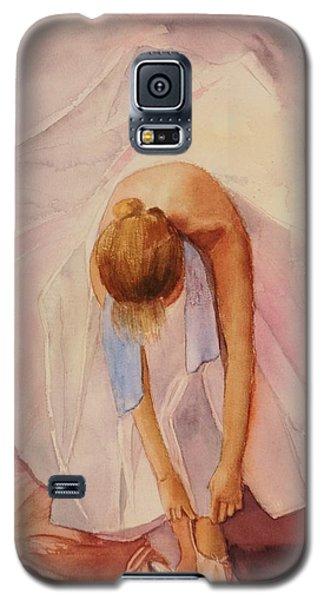 Ballet Dancer Galaxy S5 Case