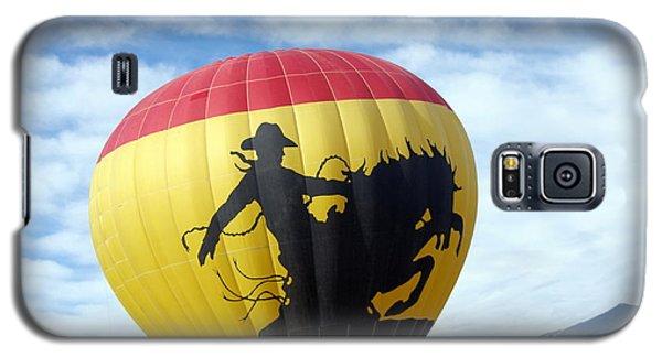 Galaxy S5 Case featuring the photograph Balloon 24 by Deniece Platt