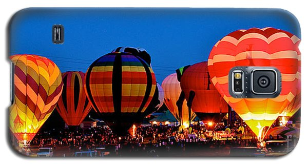 Balloon Glow Galaxy S5 Case