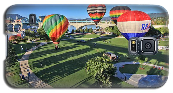 Balloons In Coolidge Park Galaxy S5 Case