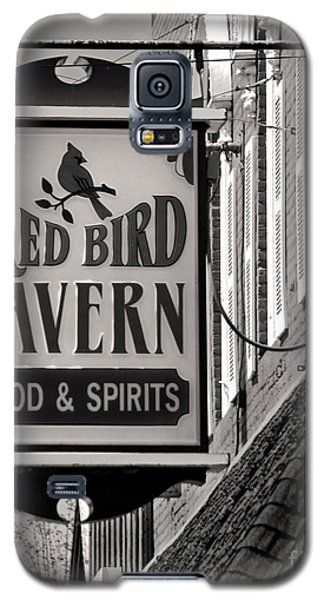 Galaxy S5 Case featuring the photograph Barhopping At The Red Bird 1 by Lee Craig